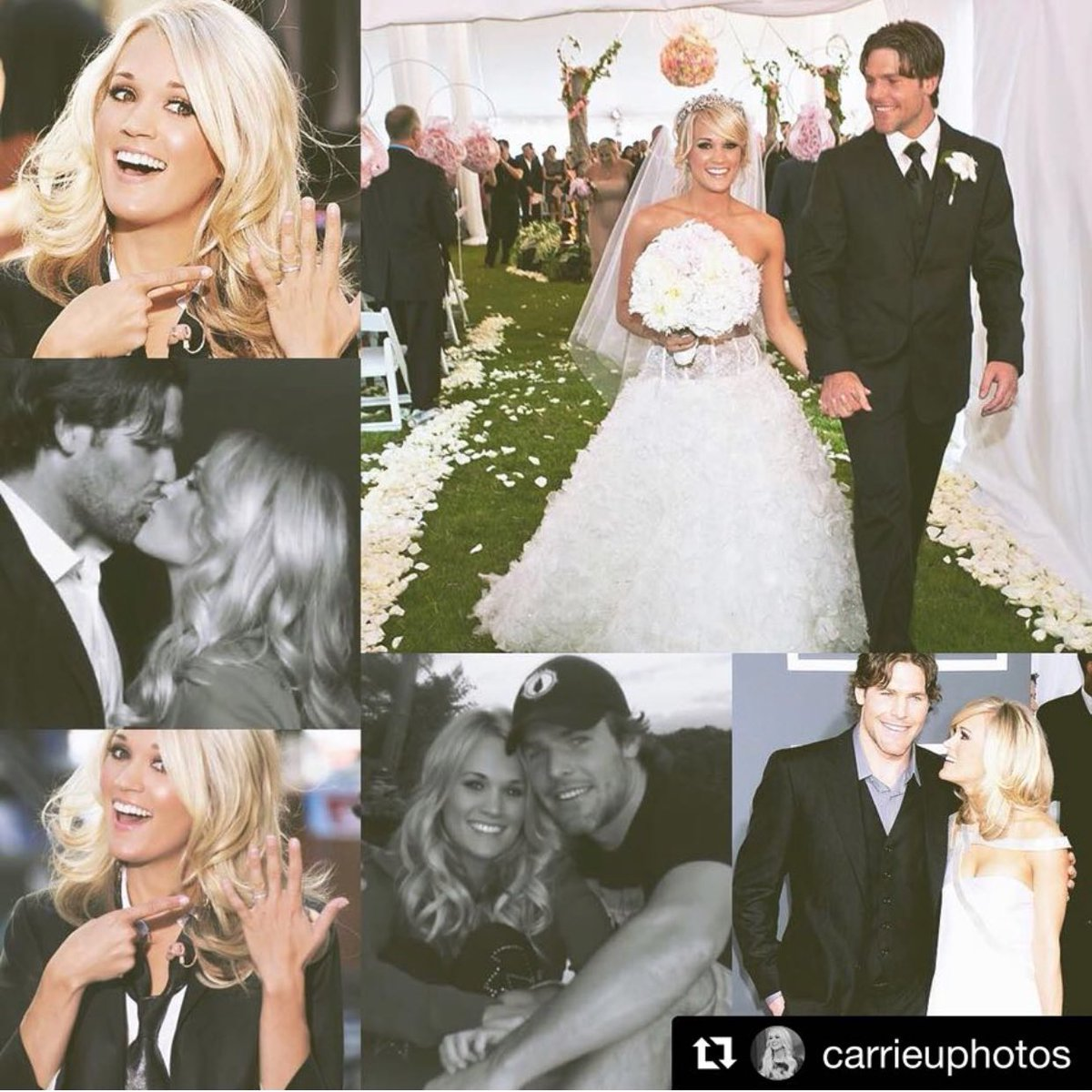 Fisherfan1212 On Twitter Rp Carrieuphotos Carrie Mike Got