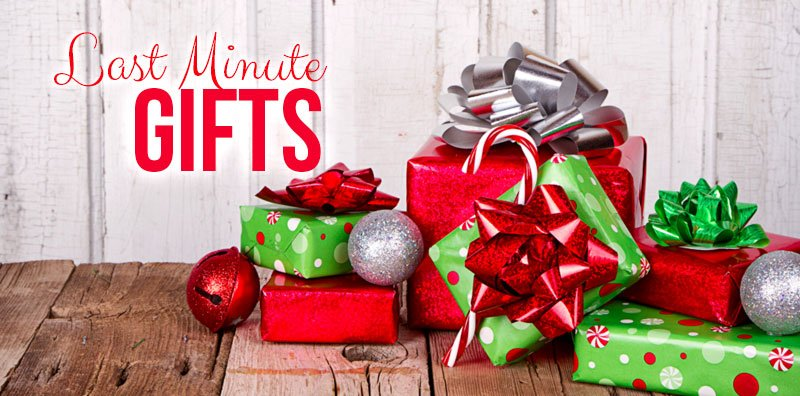 Last Minute Gifts  If you are like me, I tend to wait until the last possible moment to finish up my Christmas l...