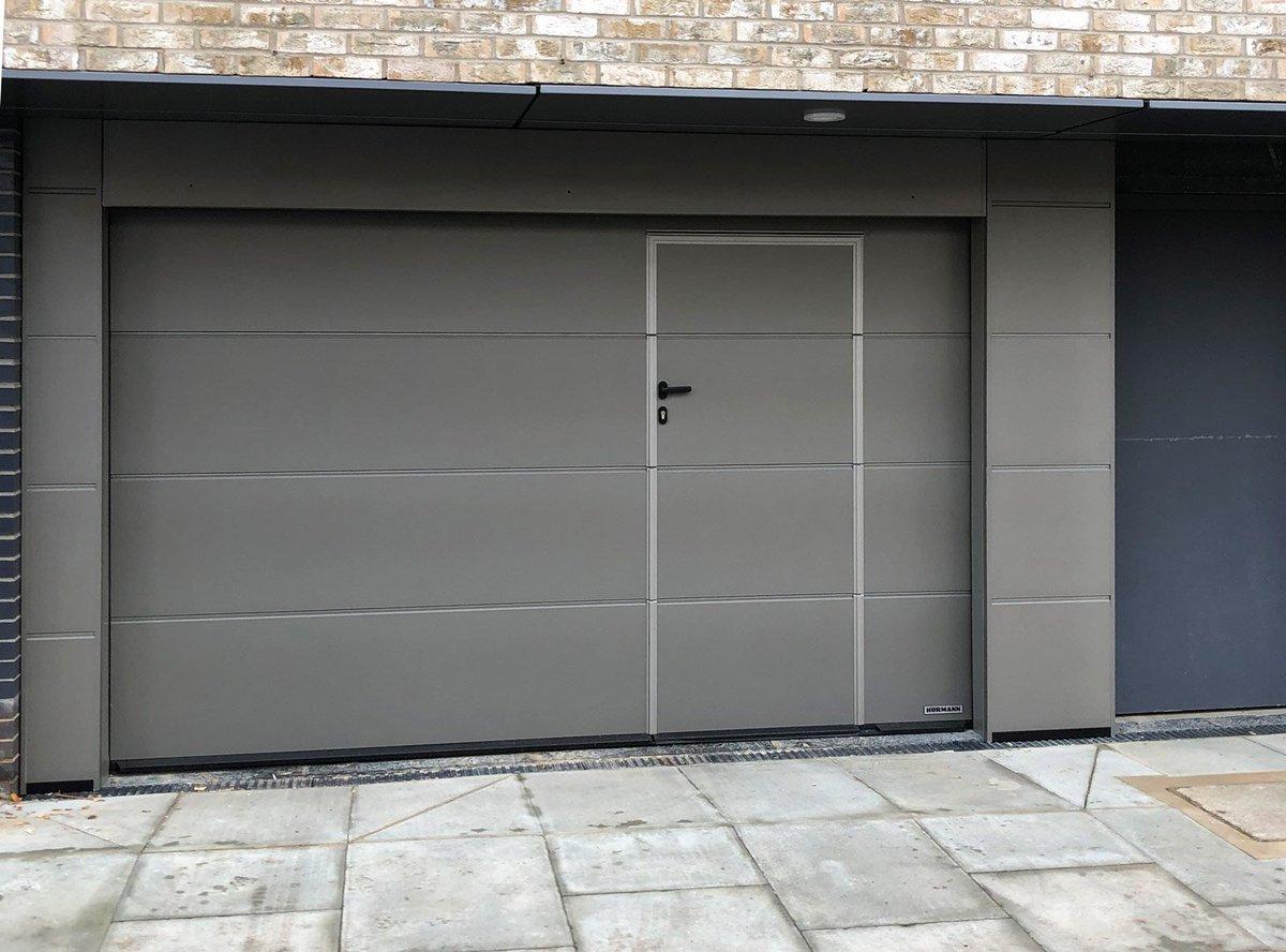 doors branch colonial white steel classic garage