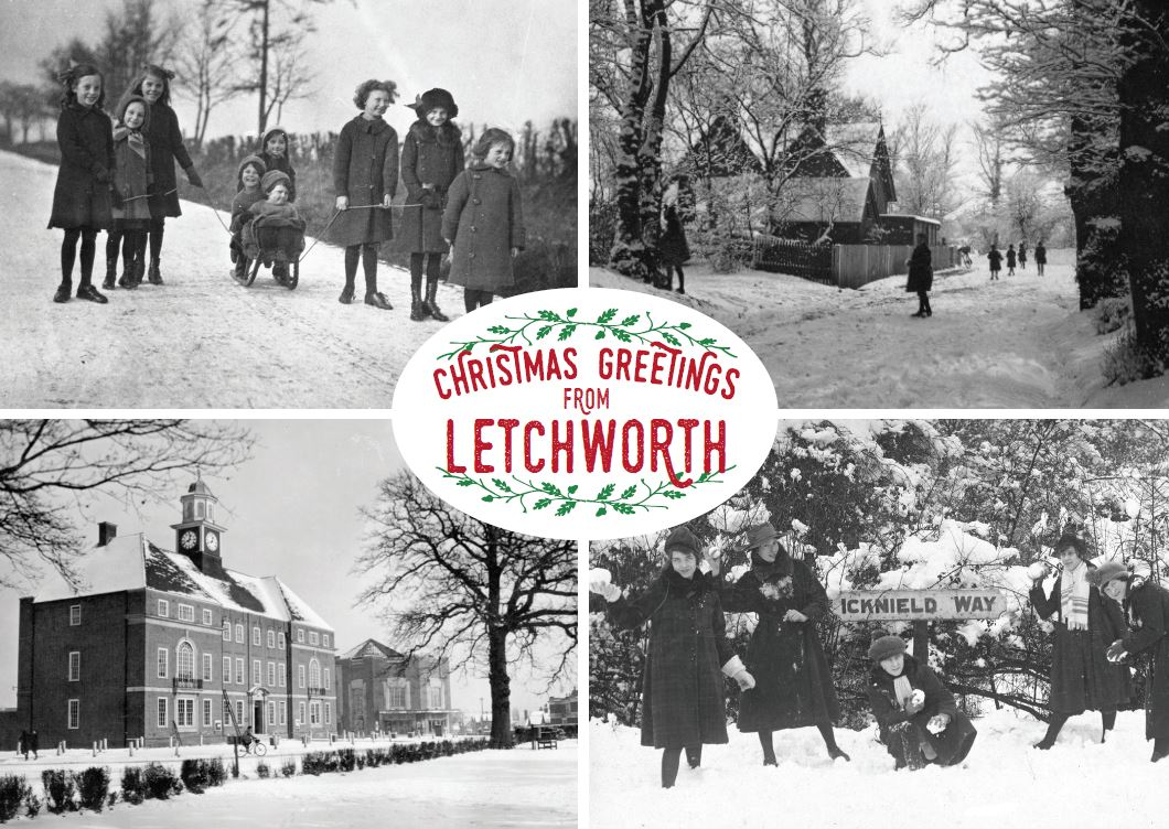 Letchworth Tics Tweet Why Not Send Christmas Greetings From
