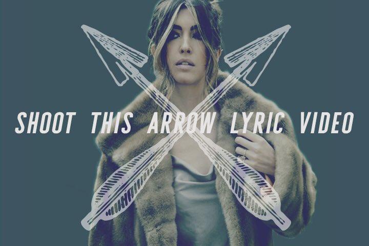 """Résultat de recherche d'images pour """"""""Shoot This Arrow"""" Lyric Video"""""""