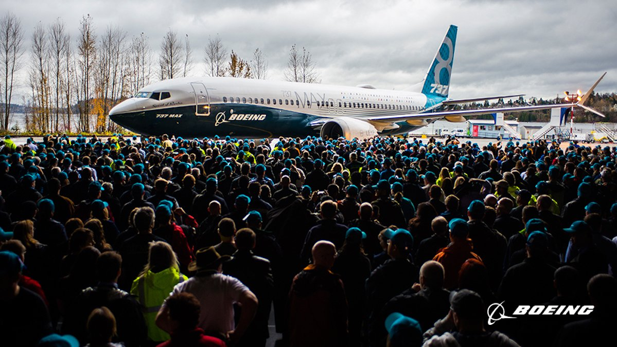 #Boeing CEO: We applaud Congress & Administration; #TaxReform will drive innovation, jobs and long-term growth!