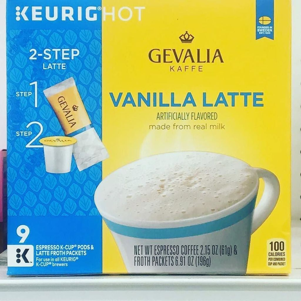 99 Cents Only Stores Official On Twitter Good Morning 99ers How About A Vanilla Latte This Morningessentials Dothe99 Kcups