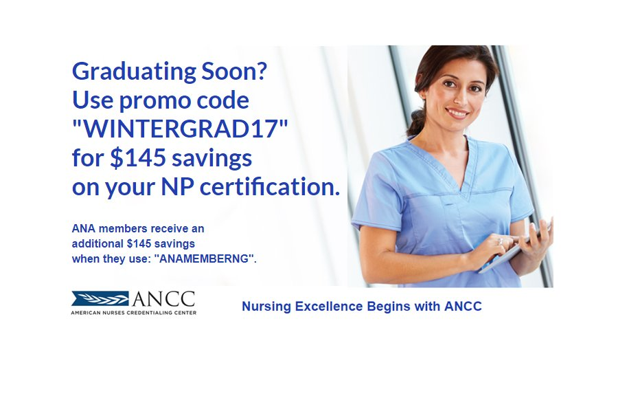 Ancc On Twitter Are You Graduating Soon And Looking To Certify In
