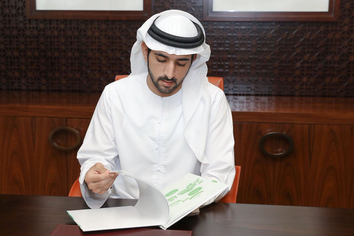 Toyeen B's World: Photos: Dubai Crown Prince, Sheikh