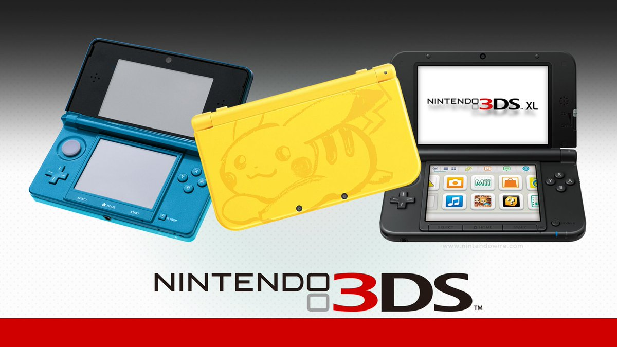 Newnintendo3dsxl Hashtag On Twitter Nintendo 3ds Xl Wiring Diagram