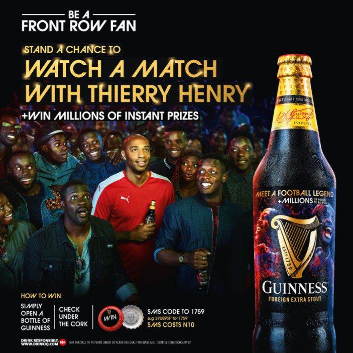 marketing audit guinness nigeria
