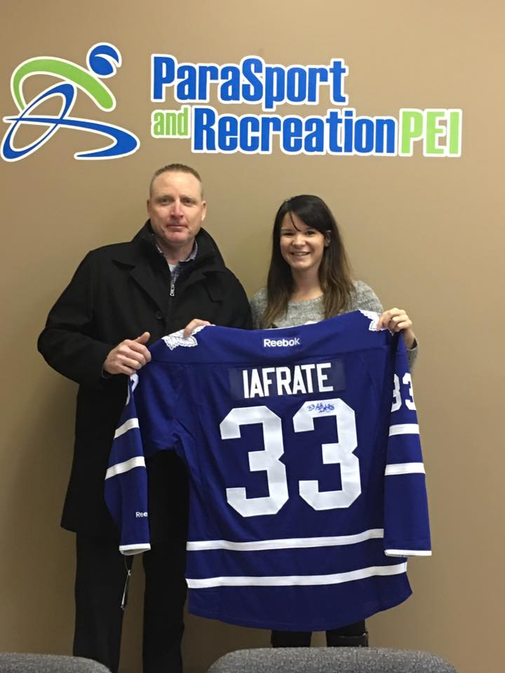 Today they popped in to buy our signed Al Iafrate jersey in the amount of  their winnings. We are blown away with their continued support and ... 5f6011eb32e
