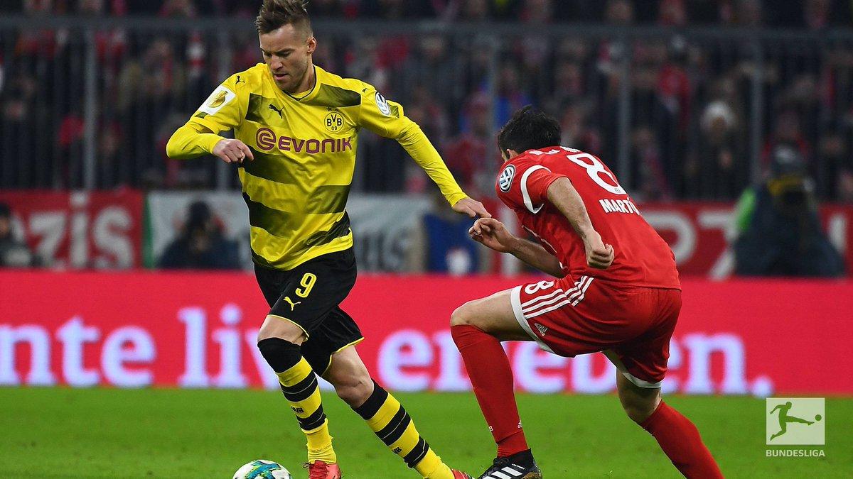 Футбол: Ярмоленко забив «Баварії» вКубку Німеччини