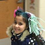 #swd123 Crazy Hair Day was lots of fun today! sooooo creative!