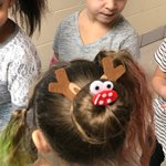 Even more crazy hair... can't wait to see what wacky clothes day brings tomorrow!! #swd123