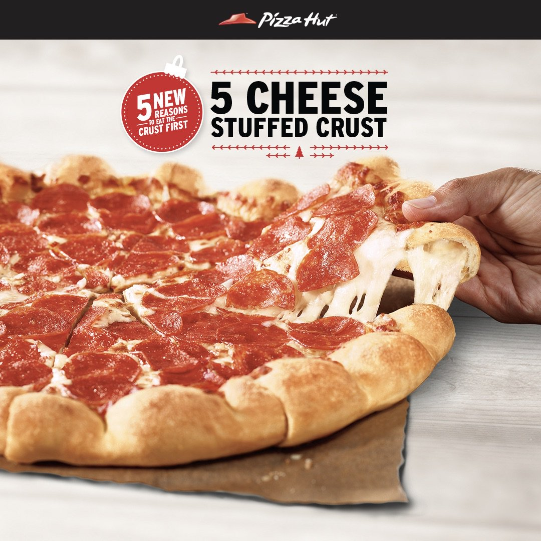 Is Pizza Hut Open On Christmas.Pizza Hut Canada On Twitter Looks Like Christmas Came