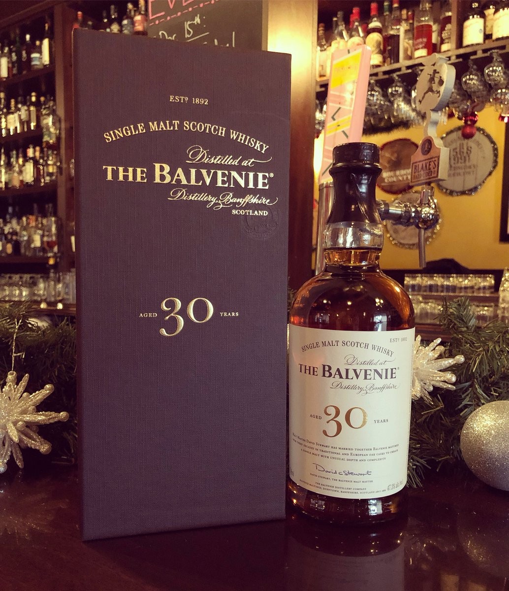 This Little Beauty And All Its Whiskey Friends Are 40 Off From 4 6pm Today Every Wednesday Balvenieus Allthewhiskeys Whiskeywednesday Whisky
