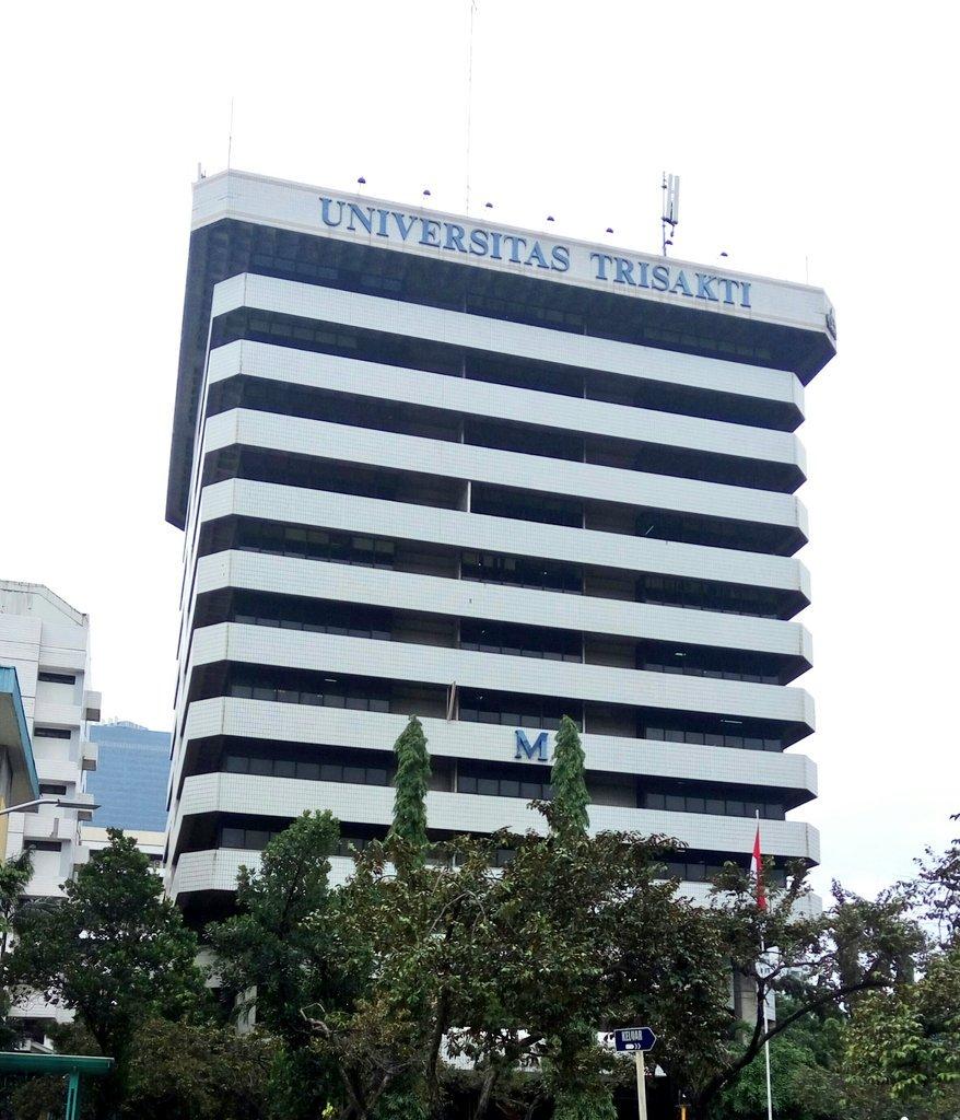 Hasil gambar untuk Universitas Trisakti (Usakti)