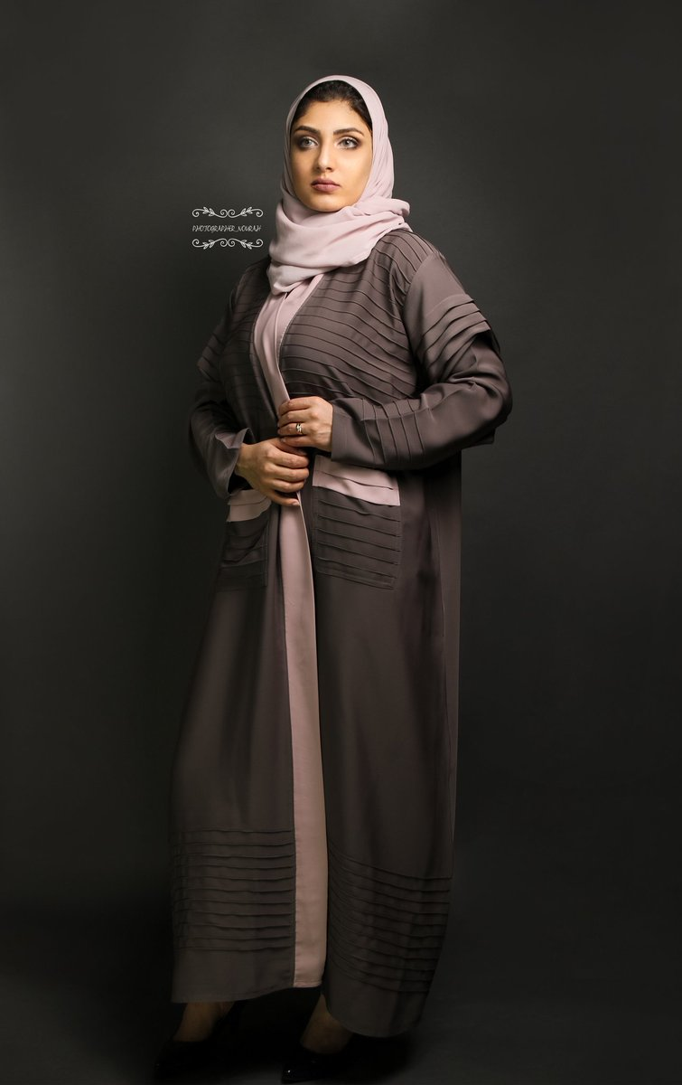 d621fb32574c3 توربان و عبايات 💕 ( hijab nourah)