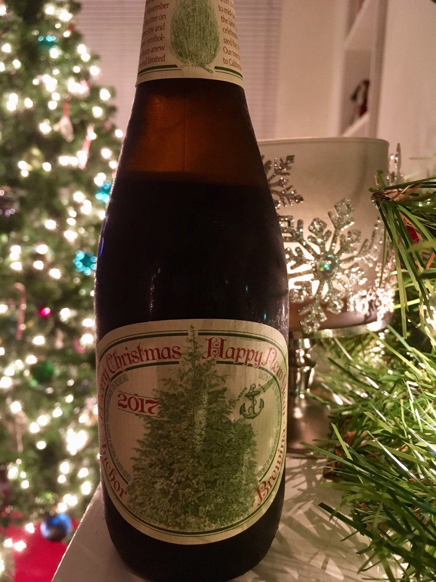 Stacy Kelleher On Twitter Anchorbrewing Merry Christmas Happy New Year And Christmas Vacation Makes For A Great December Evening With Coachkelleher