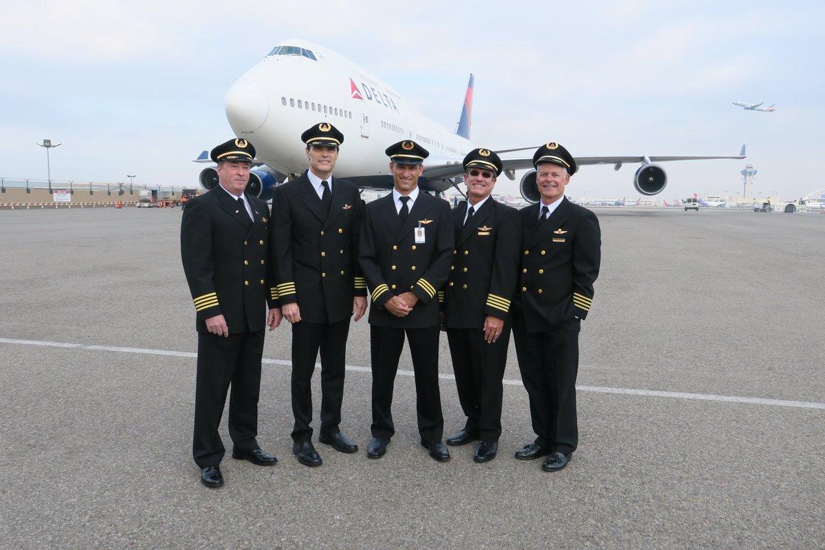 As pilots say goodbye