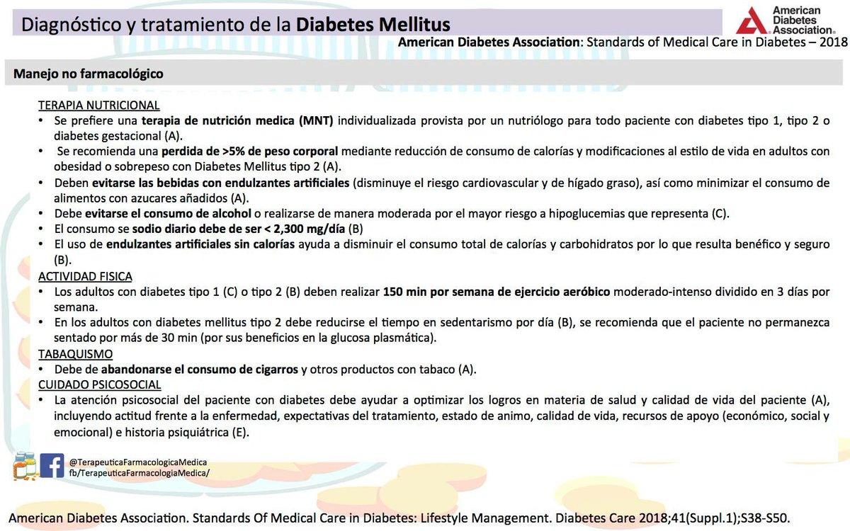 diagnostico de diabetes mellitus asociacion americana de diabetes