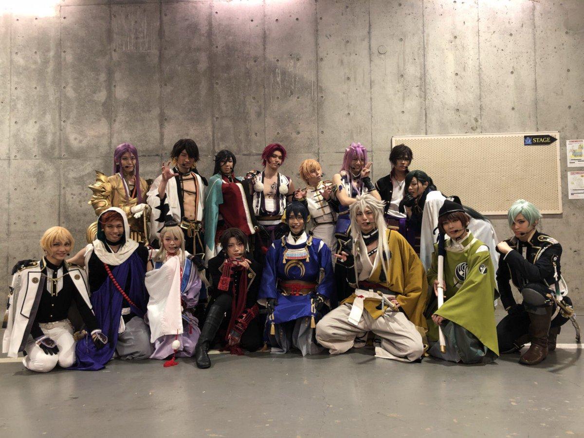 真剣乱舞祭日本出陣全日程終了致しました 御来場誠にありがとうございました