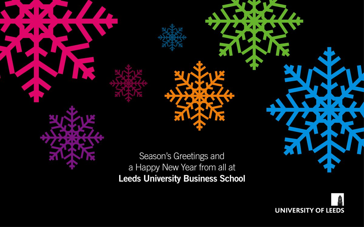 Leeds Uni B School On Twitter The Business School Will Be Closed