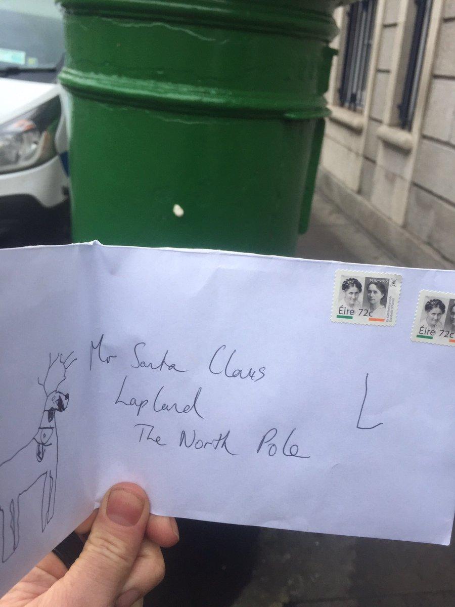 Jessie Collins On Twitter Dear AnPostvox We Sent Our Letter To