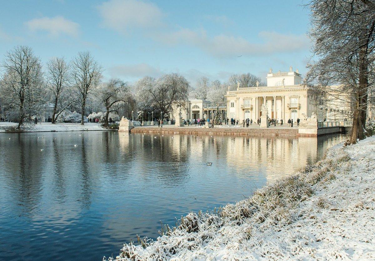 Warsaw On Twitter łazienki Royal Park In Warsaw Is Open