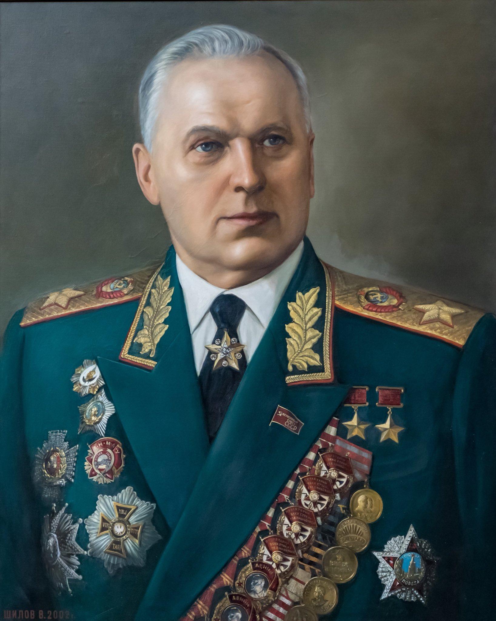 маршалы советского союза картинки
