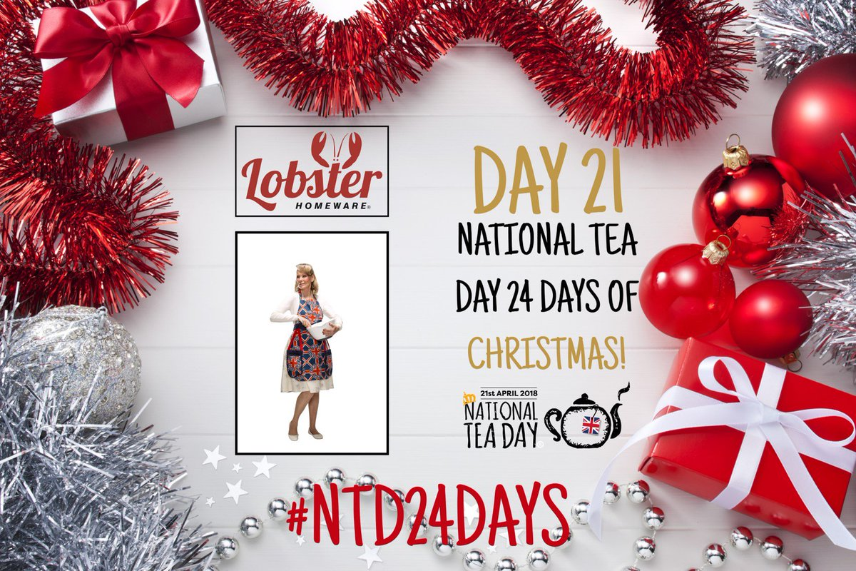 National Tea Day on Twitter: \