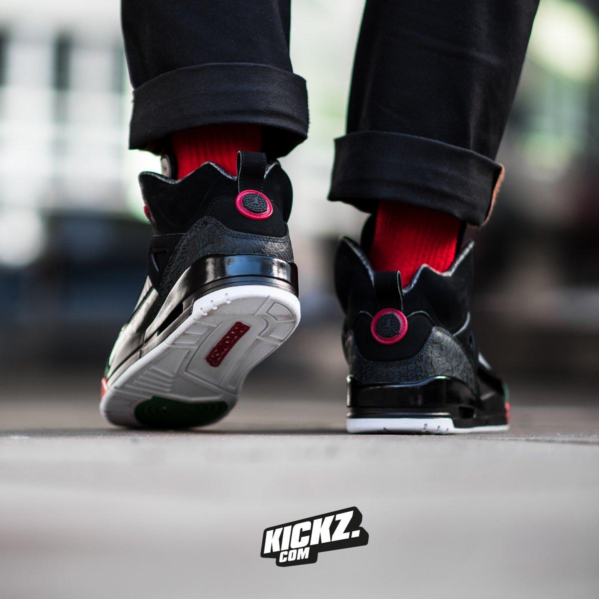 The Jordan Spizike OG in Gucci inspired