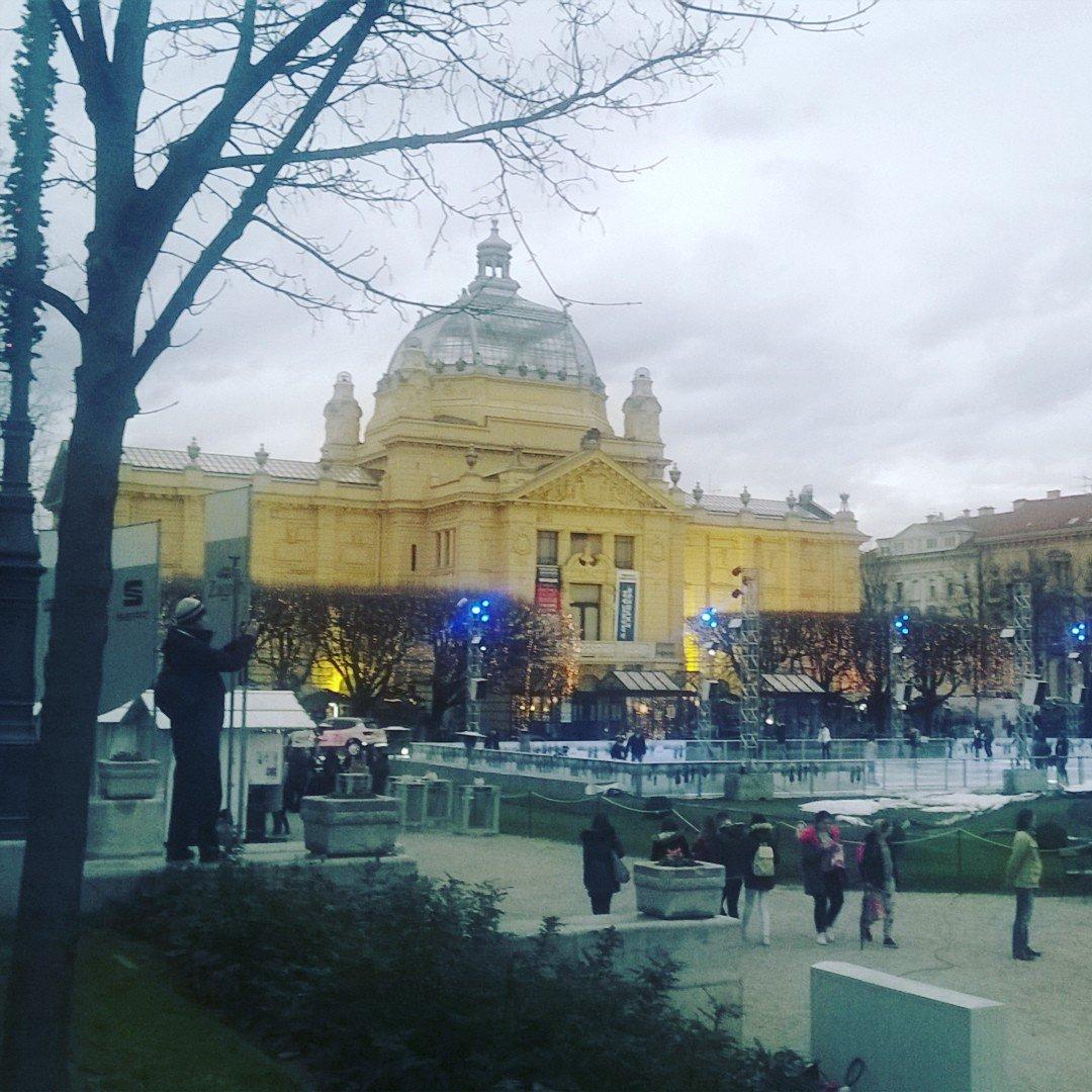 Umjetnicki Paviljon U Zagrebu On Twitter Radno Vrijeme