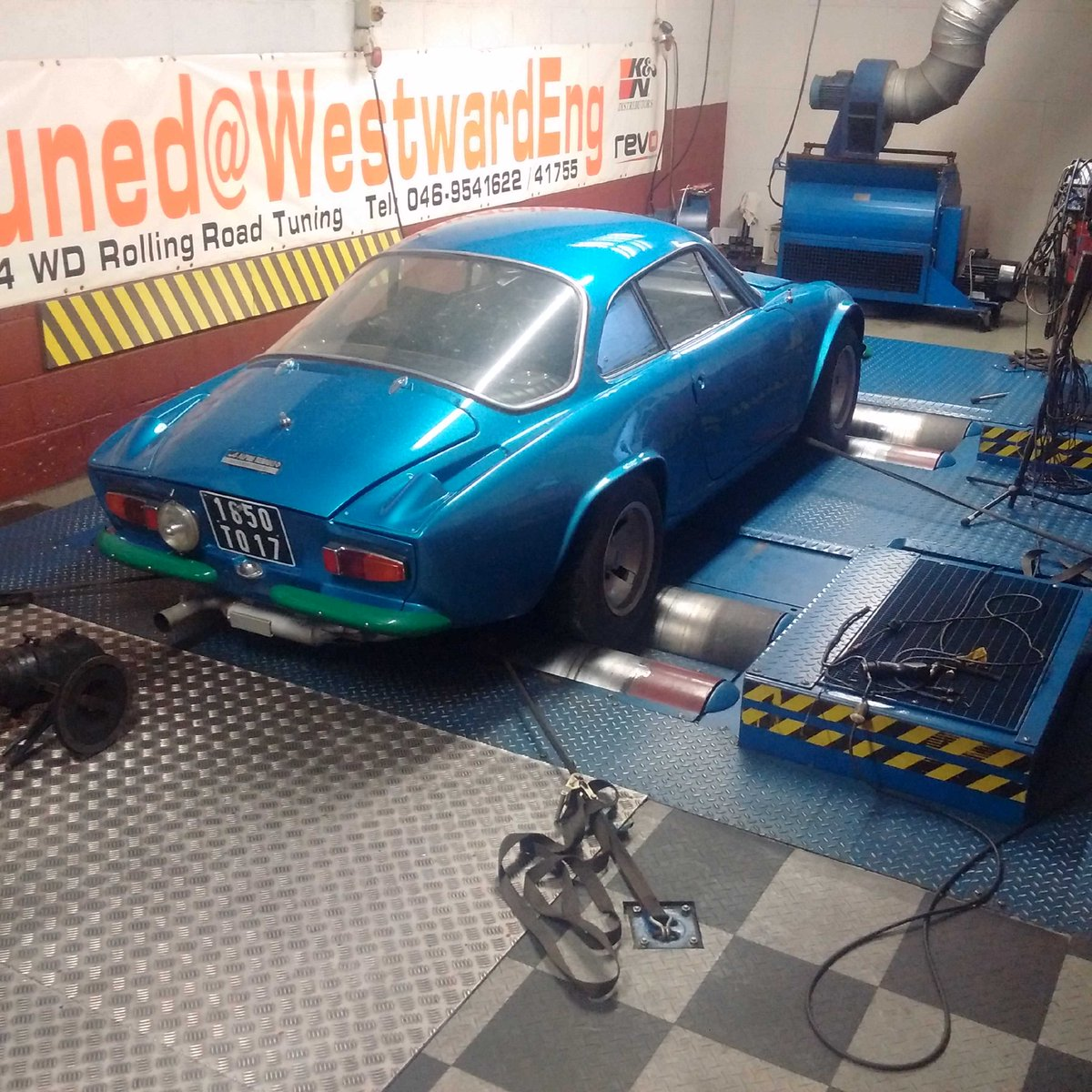 Westward Engineering On Twitter Lovely Renault Alpine For Calibrating Alpine Renault Gordini