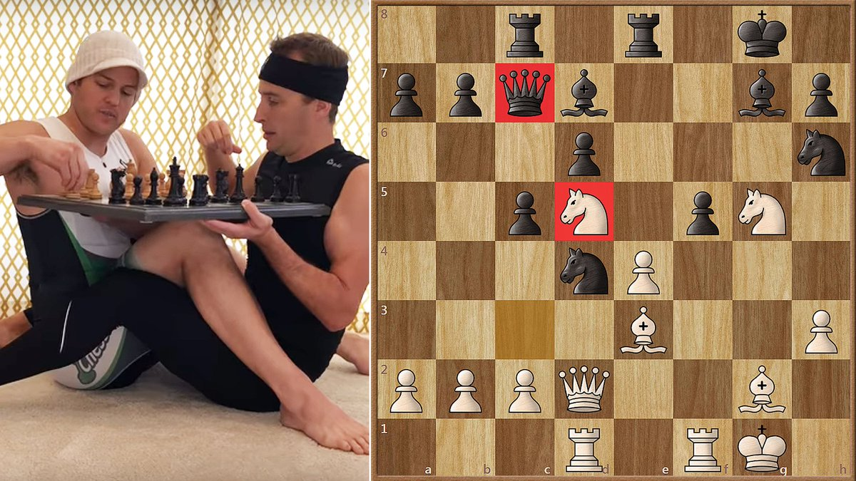 Gay chess player