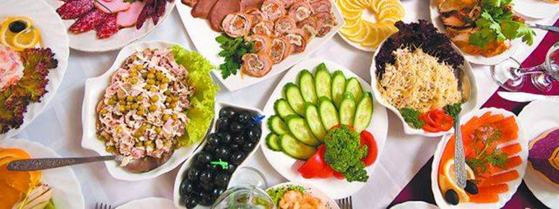 Рецепты салатов с гран