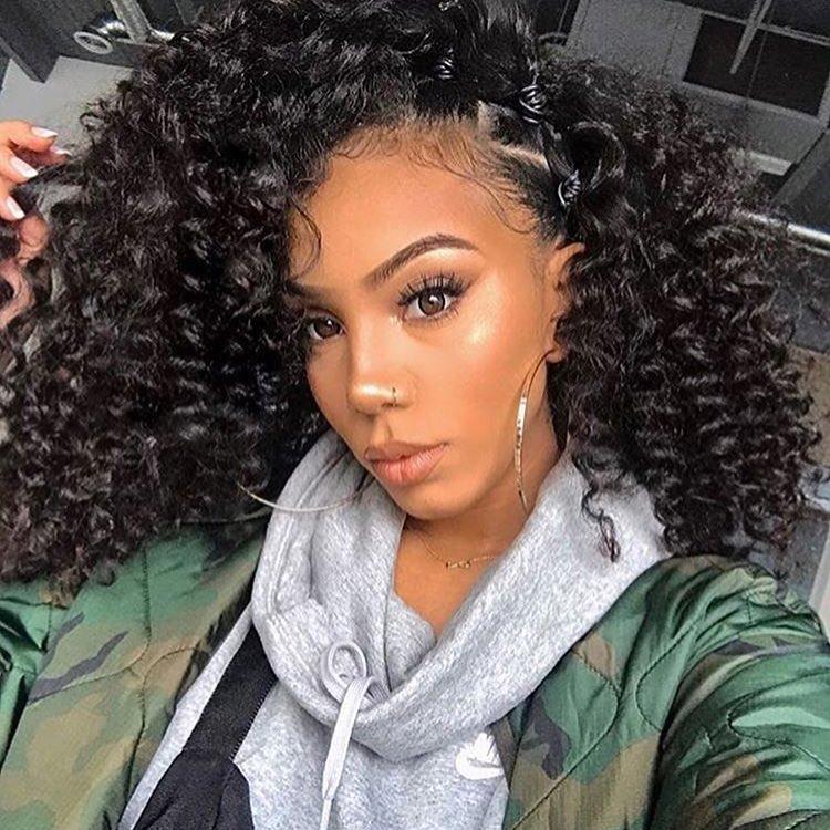 Beach Hairstyles For Black Women