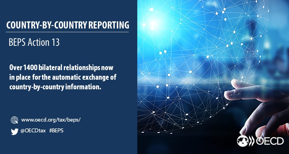 Oecd Tax On Twitter Beps Action 13 Jurisdictions Implement Final Regulations For First Filings Of Country By Country Reports Https T Co Pausae6ns0 Https T Co Tz6dip9azb