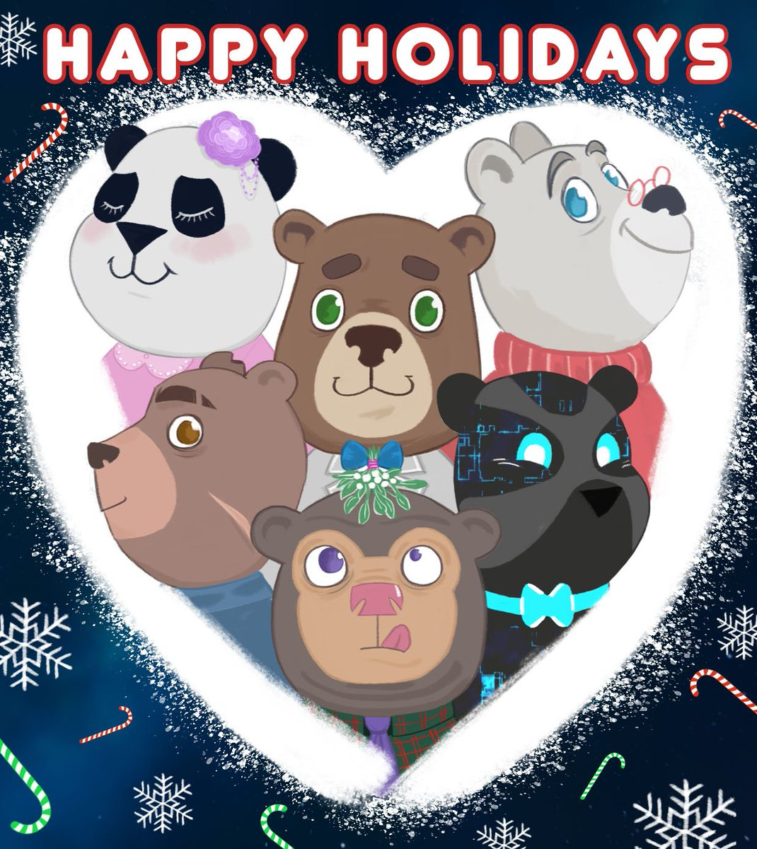 Our deepest apologies for the delay! More #AstroBearsParty content coming in 2018 - stay tuned for the exact date. Beary Merry Christmas!  #Holidays2017 #NintendoSwitch #Switch<br>http://pic.twitter.com/VLhcJiFEbW