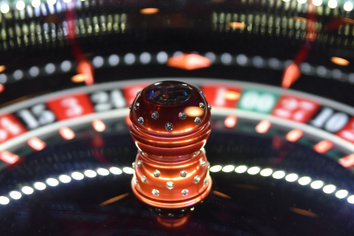 """Harrah's Cherokee on Twitter: """"We have some exciting new games for you to  play! Check out the new @IBLuxuryGaming games near the @UltraStarNC  MultiTainment Center! #Roulette #HarrahsCherokee #Casino…  https://t.co/jpyCZqnXGI"""""""