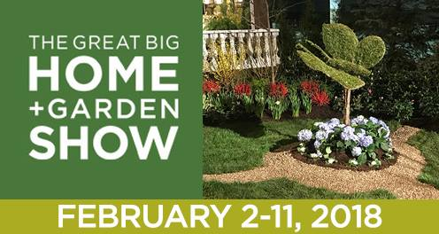 If You Needed A Bigger Reason To Come Visit Our Booth At The Great Big Home  + Garden Show In #Cleveland, Maybe A Show Exclusive Contest Will Help! ...