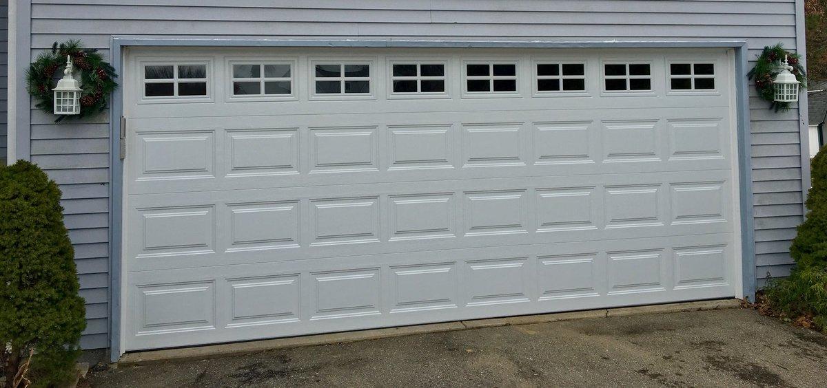 premier garage doors on twitter new garage door install 16 x 7 clopay garage door model 4300 color white window colonial - Premier Garage
