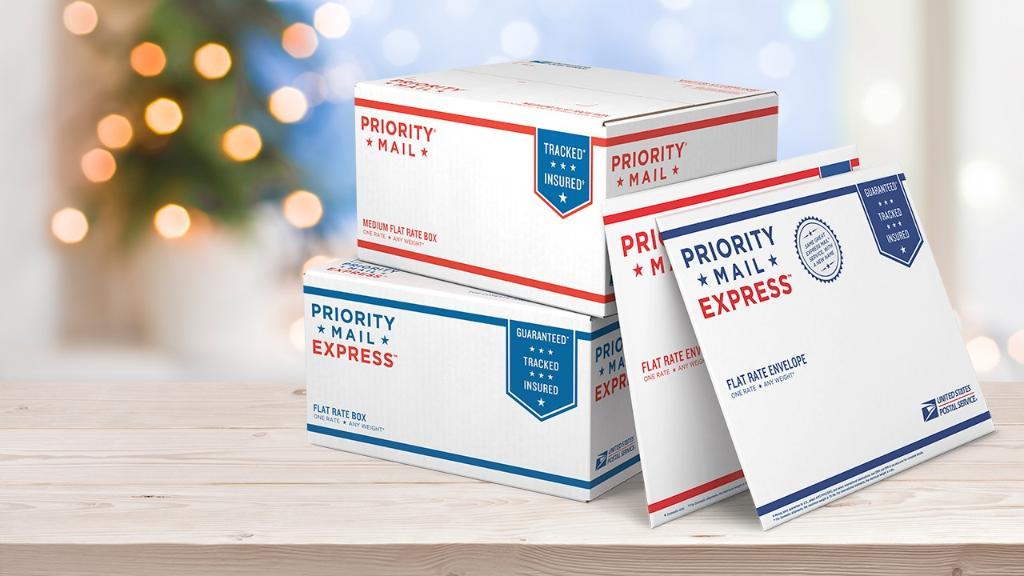 U S  Postal Service Twitterissä: