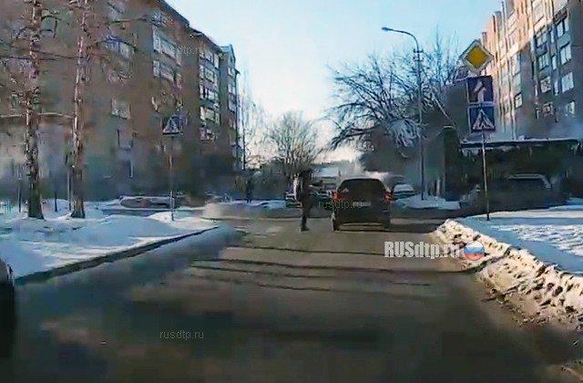 не пропустил пешехода какой штраф