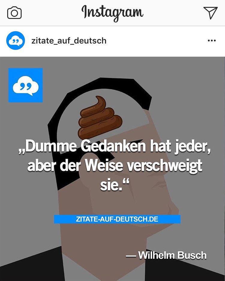 Zitate Auf Deutsch Hashtag On Twitter