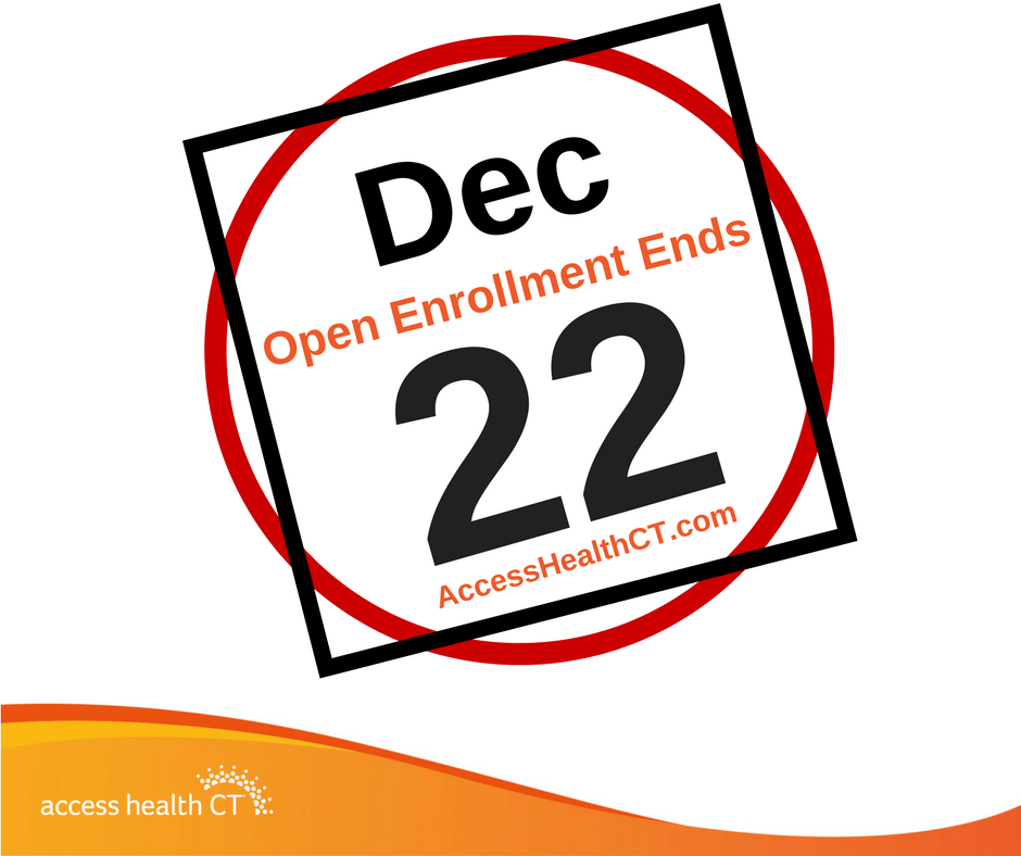 Access Health Ct On Twitter Ct Residents Have Until Midnight On