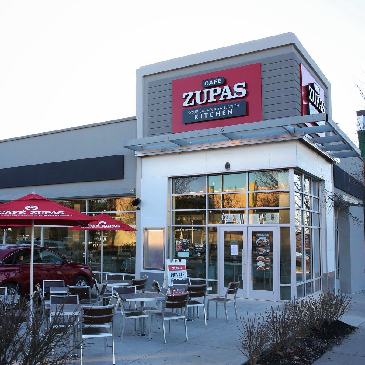 Cafe Zupas On Twitter Hello Winter And Location 50 We Couldn