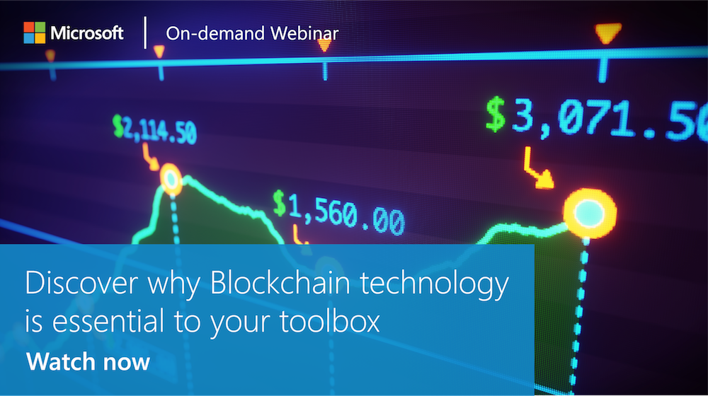 'Find out how #Blockchain's cryptographically secure ledger #technology can give you a competitive boost. Watch now: https://info.microsoft.com/en-us-landing-ondemand-design-blockchain.html?wt.mc_id=AID625461_QSG_SCL_213146' from the web at 'https://pbs.twimg.com/media/DRlkulgWkAE3QM4.png'