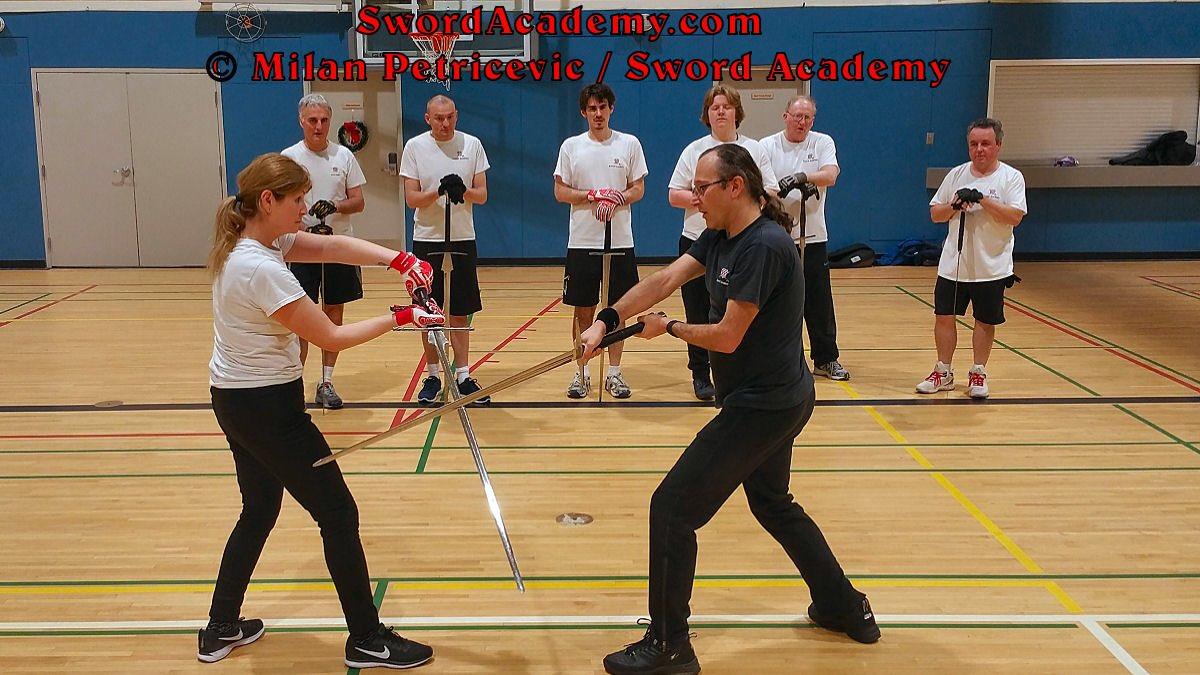Sword Academy on Twitter: