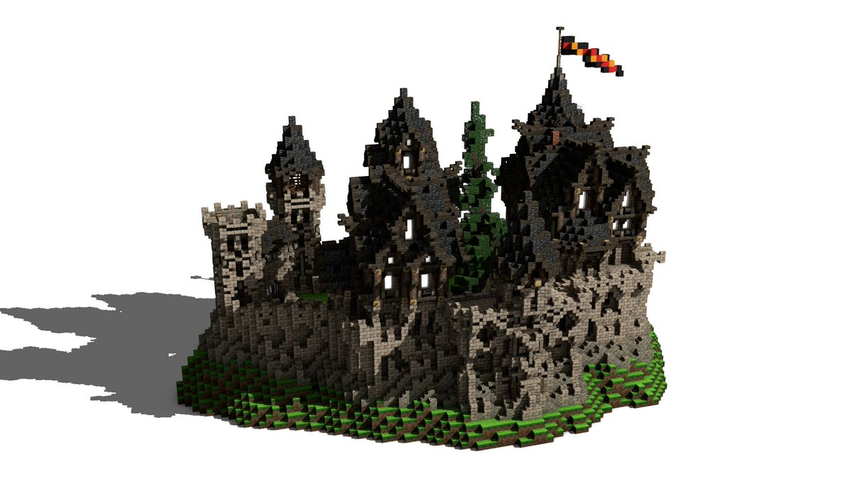 Templario1408 On Twitter My New Project Irrins Keep PMC Tco 1ynnpn5Oeo Minecraft WeAreConquest Cinema4D