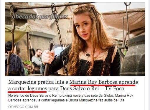 Marina Ruy-barbosa  - Jura que alg twitter @mariruybarbosa