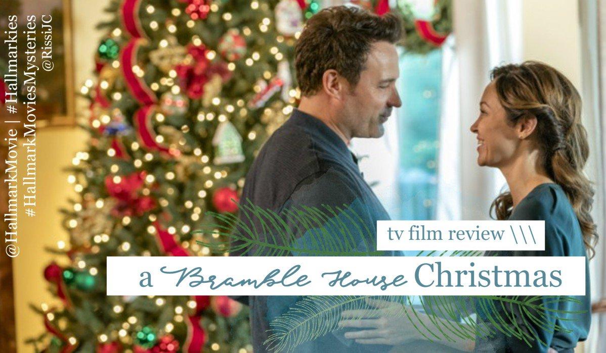icymi reviewing hallmarkmovies a bramble house christmas and autumnreeser stars