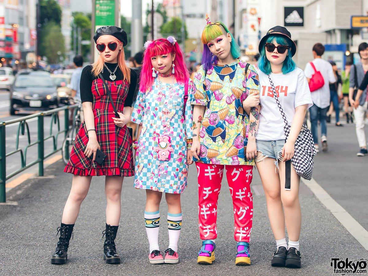 Tokyo Fashion on Twitter